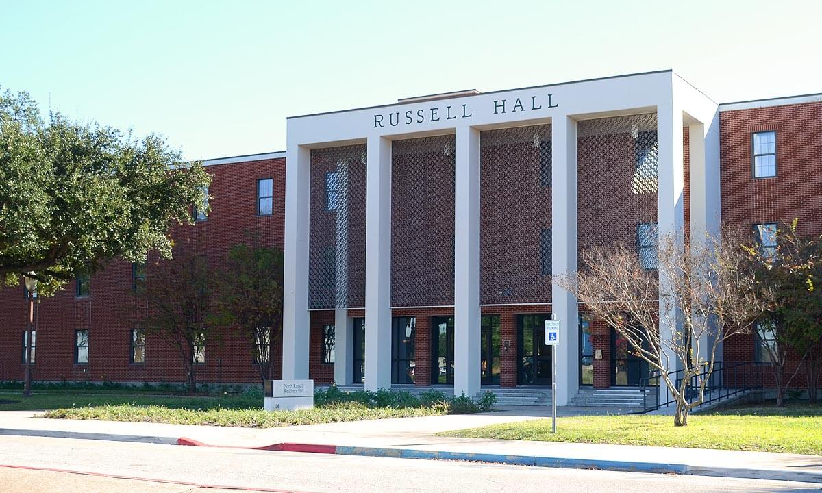 North Russell Residence Hall
