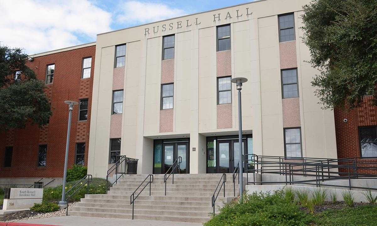 South Russell Residence Hall